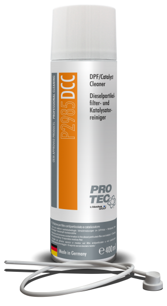 DPF-und Katalysatorreiniger 400ml Spraydose