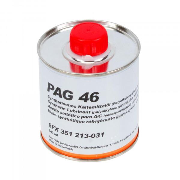 Klimaanlagen Kompressor ÖL PAG46 für Kühlmittel HFC R134a, 240 ml