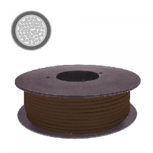 Kabel 6,0 qmm braun