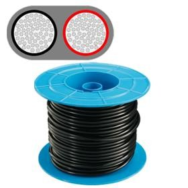 Kabel, 2-adrig x 2,5 mm², 1 m