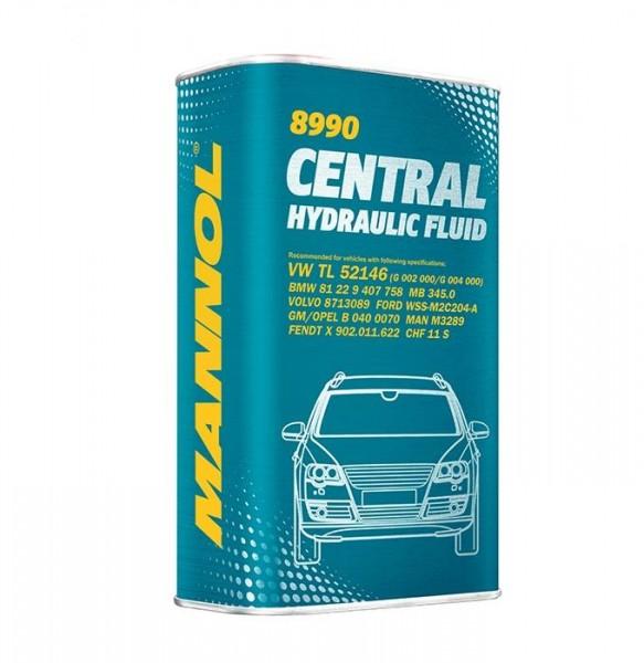 Mannol Central Hydraulic Fluid Hydrauliköl Servoöl, 1L