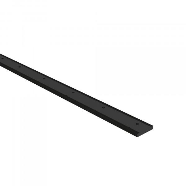 Verbindungsschiene, breit mit doppelter Lochung, 105 x 1954 x 15 mm (B x H x T)
