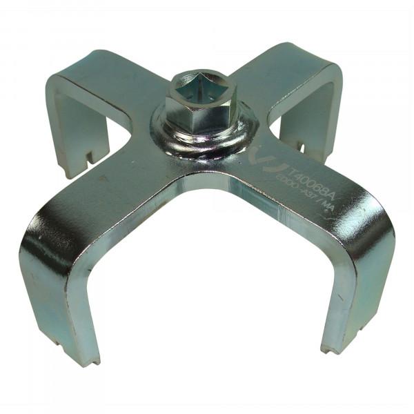 Schlüssel für Überwurfmutter T40068 A Original VW Spezialwerkzeug