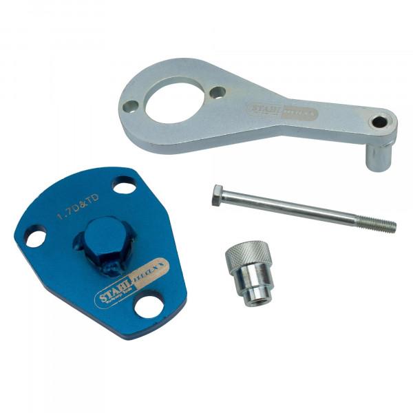 Motor-Einstellsatz für Fiat 1.7D/TD Spezialwerkzeug