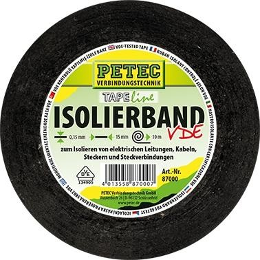 Isolierband, 15 mm x 0,15 mm x 10 m