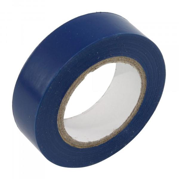 Elektro Isolierband 1669, B 15 mm, L 10 m, Stärke 0,15 mm, blau
