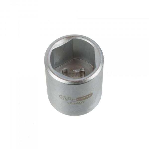Steckschlüssel-Einsatz Zentralschraube für VE und VP Einspritzpumpe, 3-Kant