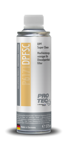 Hochleistungs Dieselpartikelfilter-Reiniger 375ml Dose