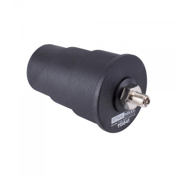Turbo Prüf Adapter mit Abstufung 35 - 40 - 45 mm