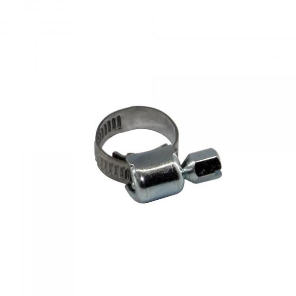 Schlauchschelle, Spannbereich 7-11mm, Bandbreite 5mm