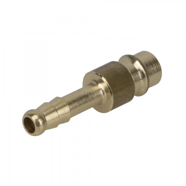 Druckluft Stecker / Kupplungsstecker NW 7,2 mit Schlauchtülle LW6
