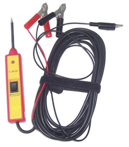Kfz-Prüflampe Intelli Probe Prüfgerät Durchgangsprüfer, Strom Power Prüfer
