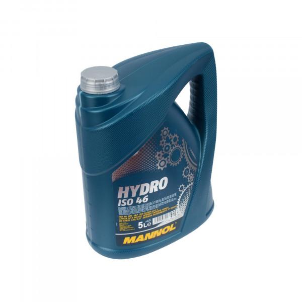 Mannol Hydrauliköl Hydro ISO HLP 46 VDMA 24318 DIN 51524 5L