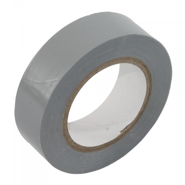 Elektro Isolierband 1669, B 15 mm, L 10 m, Stärke 0,15 mm, grau