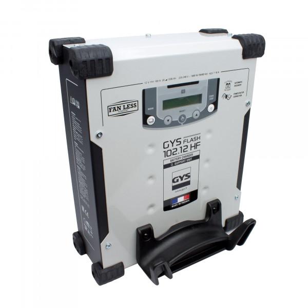 GYSFLASH 102.12HF Inverter Batterieladegerät HF 12V Ladegerät