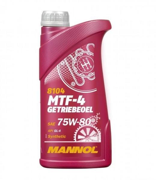 Mannol MTF-4 Getriebeöl 75W-80 GL4, 1L