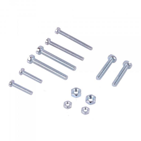 Schraubensatz zum Durchziehen von Steuerketten 3mm/4mm Simplex und Duplex