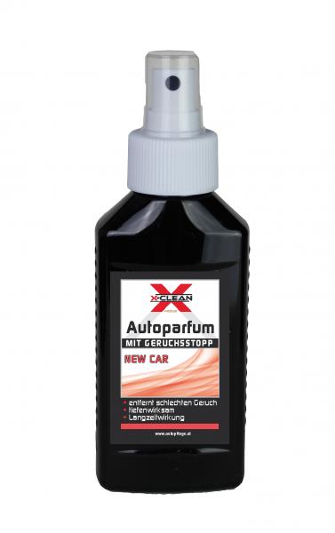 Autoparfum & Geruchskiller New Car, 100ml Spühflasche