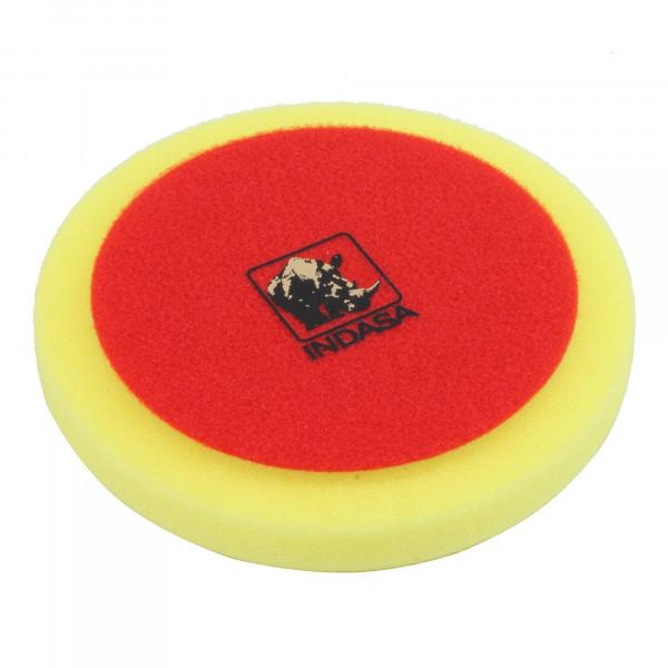 RHYNO MOP Yellow - trocken - Polierschwamm D 150 mm -gelb-