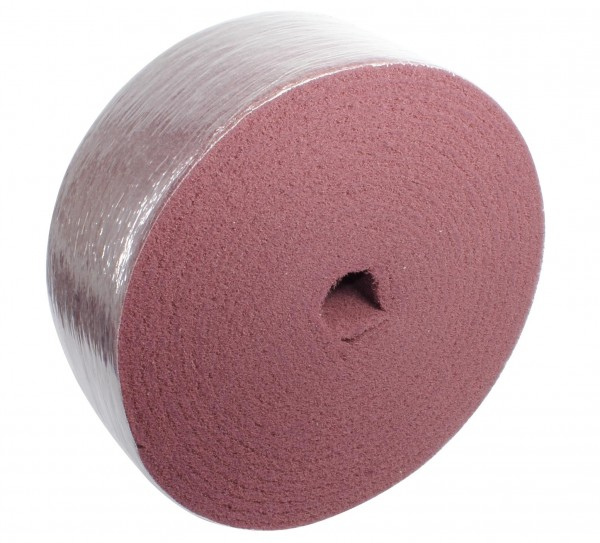 Indasa Nylon Web very fine, Rolle 115mm x 10m, maroon