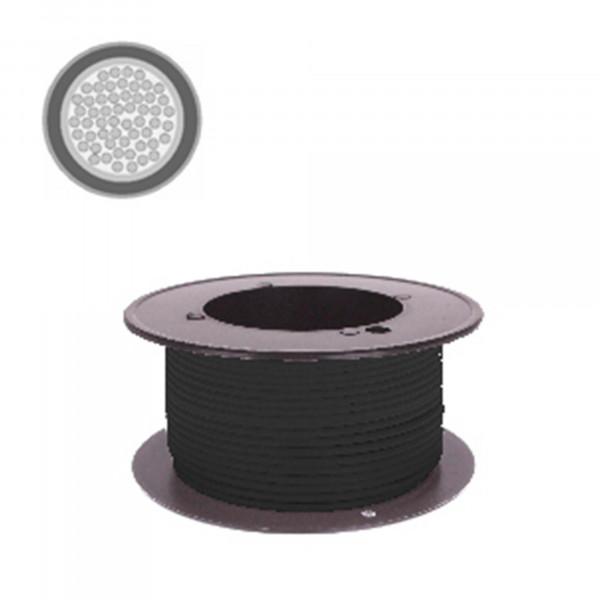 Kabel 2,5 qmm schwarz
