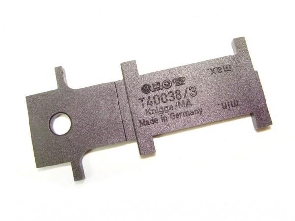 Schablone T40038 /3 Original VW Spezialwerkzeug
