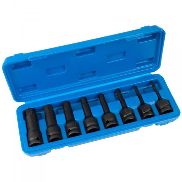 Injektor Nuss Steckschlüssel SW 10 mm Bohrung Einspritzdüsen für Inbus Schrauben
