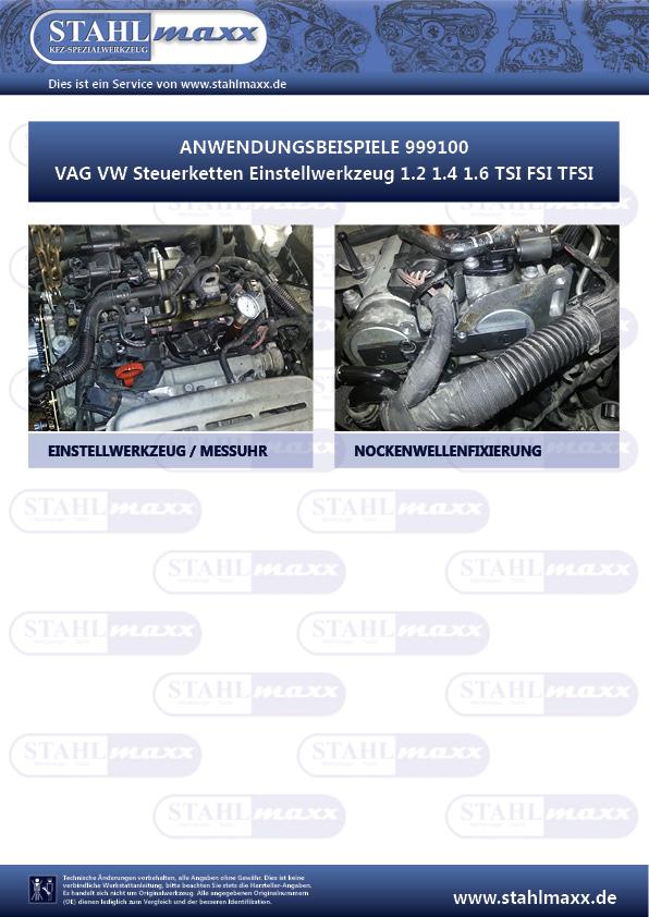 VAG VW Steuerketten-Einstellwerkzeug